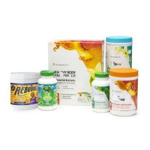 Healthy Body Athletic Pak 2.0™