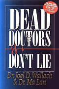 Book – Dead Doctors Don't Lie