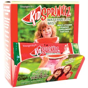 KidSprinklz™ Watermelon Mist – Multi-Vitamin Powder