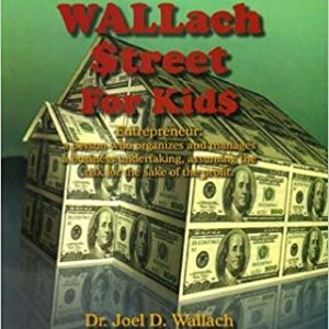 Book – Wall Street for Kids – By Dr Joel Wallach