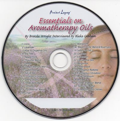 CD – Essentials on Aromatherapy Oils