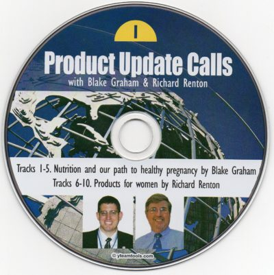 CD – Product Update – by Blake Graham