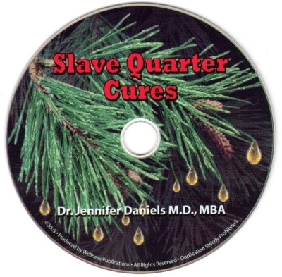 CD – Slave Quarter Cures – by Dr Joel Wallach