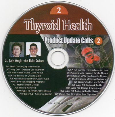 CD – Thyroid Health – by Blake Graham