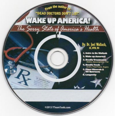 CD – Wake Up World – by Dr Joel Wallach