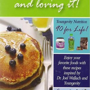 Book – Gluten-Free and Loving it – Cookbook – by Valerie Nielsen