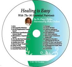 Healing Is Easy - What to take and why - By Dr. Peter Glidden