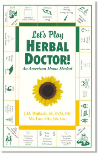 Book – Lets Play Herbal Doctor – By Dr Joel Wallach