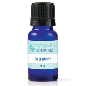 To Be Happy Oil - 10 ml bottle