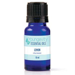 Lemon Oil – 10 ml bottle