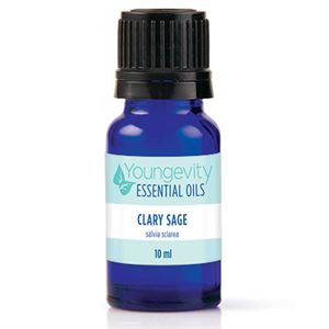 Clary Sage Oil - 10 ml bottle