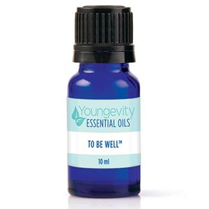 To Be Well – Essential Oil Blend – 10ml
