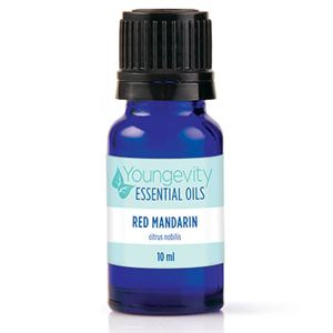 Red Mandarin Essential Oil – 10ml