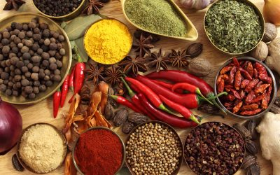 The Importance of Herbs and Spices