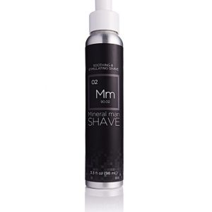 Mineral Man Shave Lotion