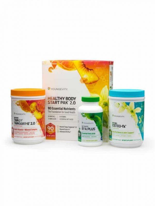 A Healthy Start Pak – 3 Month Subscription