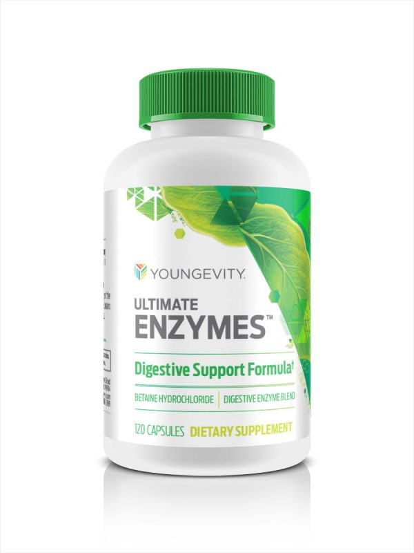 Ultimate Enzymes® – 120 capsules